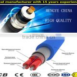 Factory direct sale Three-phase Parallel Heat Tracing wire Constant Wattage Heating Cable