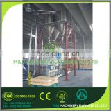 cocoa powder processing machines and packaging for paper bag