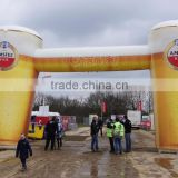 2016 high quality inflatable arch rental,inflatable christmas arches,inflatable finish line arch