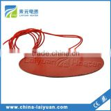 Flexible Heater Pad Silicone Rubber Heat Resistance