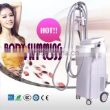 Professional four handpieces weight loss and body shaping machine