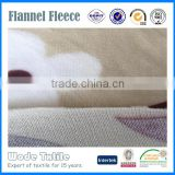 100% Polyester Fleece Blanket /China Manufacturer Wholesale Print Flannel For Evening Dress Woman