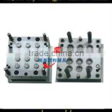 Commodity 12 cavities injection plastic bottle cap mould