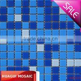 China glass mosaic tile for sauna bathing pools HG-13-11