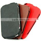 Best Selling New Arrival Genuine Leather Case For BlackBerry 9900