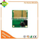 Ecofly good quality for bizhub C452 C552 652 toner rest chips opc reset for konica minolta printer parts