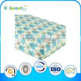 Wholesale High Quality Eco-friendly baby fitted sheet