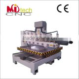 HOT SALE!! For mass production MITECH CNC multi-spindles 4 Axis cnc wood cutting machine