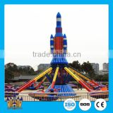 Popular sale amusement park games machines , rotation park plane rides , 6 / 8 / 10 arms self control flying plane for sale