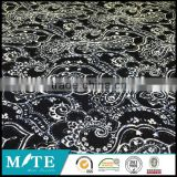 2016 newest Main Products FDY Knit Polyester Printed velvet fabric for nightgown/bathrobe/home textile/car