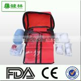 new hot wholesale fist aid steel cases/kits/bag/box medical diagnostic test kits