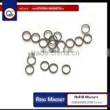 magnetic large Ring NdFeB Neodymium magnet for wholesale