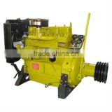 small Diesel Engine with Clutch K4100ZG for water pump