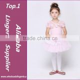 2015 Top Fashion Sale Adorable Princess Baby Girls Cotton Exquisite Dress Pretty Toddler Kids Birthday Party Prom Dresses