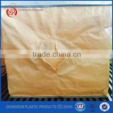 bulk bag for packing urea/1 ton pp jumbo bag for cement/FIBC bag low price big ton fibc jumbo bulk woven ,ZHONGRUN FIBC bag