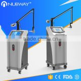 40w Cutting/beauty/Virginal Mode Rf Tube Co2 Fractional Vagina Tightening Laser Skin Tightening Machine Spot Scar Pigment Removal
