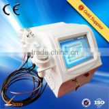 Hot selling CE TUV approved 5 in 1 weight loss slimming cavitation rf radiofrequency skin for doctors office use