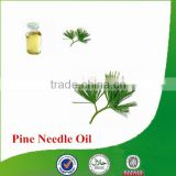 Factory supply 100% natural & pure Pine needle oil, CAS 8021-29-2, fir needle oil