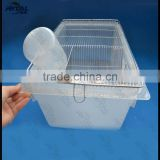 New Model and best quality Mouse or Rat lab rodent breeding cage