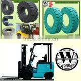 tyre price list 7.00-12/5.00 solid rubber tires/10 inch wheel tyre/forklift tyre/truck trailer