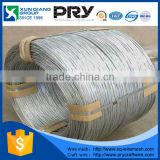 Galvanized Steel Core Wire for ACSR Conductor as per ASTM B 498 Binding Electro Galvanized Iron Wire High Quality