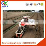 black soil/land Single Row Welsh Onion transplanting machine