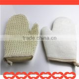 Hotsale bath sponge loofah gloves