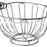 Wholesale Durable Iron Wire Fruit Basket from Caizhu factory