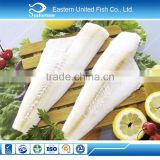 BRC New Arrival frozen pacific hake fillets