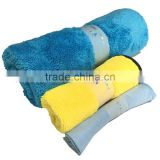 High Quality Premium Auto Buffing Polishing Drying Glass Cleaning Luxury Microfiber Car Detailing Towel Sets