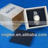 Fashion wooden watch display box for sale