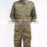 High Quanlity & Reasonable Price camouflage uniform BDU battle fatigues military uniform customize directly factory