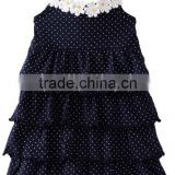 BABY GIRLS TIERED DRESS