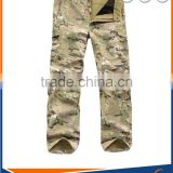 wholesale plain Outdoor Camping Tactical Pants for Men Sport Training Trousers Wear-Resistant Camping Climbing Pants