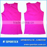 2012 Nearest active ladies sport top IL-1001