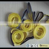 car racing tow strap in emergency tools tow truck tow rope heavy duty CE TUV GS approved in emergency use
