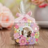 New arrival Candy Bag Flower floral decoration decoration Luxury Guest Sugar Paper Party Favors Box Wedding gifts box
