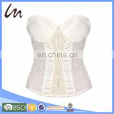 Latest high quailty women steel boned waist sexy corset shaper