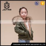 Fine And Pretty Winter Green Polyester fiber Kid Coat Boy Stylish Jackets