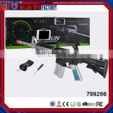Augmented Virtual Reality AR Gun Shooting Games Toy Gun for iphone for sale