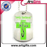 Artigifts promotion cheap christian dog tags