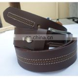 Brown Belt Fashion Leather Belt Genuine Leather Belt Dressing Belt