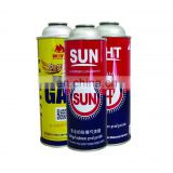 made in china  Very good quality Aerosol metal tin cans  Butane Gas Container