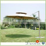China Umbrella Cafe Patio Outdoor Used Profession Supplier