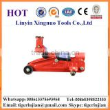 2016 arrival hot selling in China famous brand name Xingnuo 2-ton capacity car hydraulic red trolley jack/lift jack