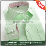 Special offer!!!linen fabric shirt for men new/dress men shirt in bulk/men apparel stock in hand