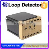 Parking gate and automatoc gate double channel vehicle loop detector