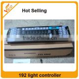 New stage lighting dj controller software / disco lighting dmx 192 controller