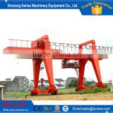 Outdoor Gantry Crane Manufacture Cantilever Gantry Lifting Cranes 50 Ton