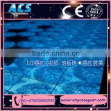 ACS LED display modular dance floor for various disco events for sale